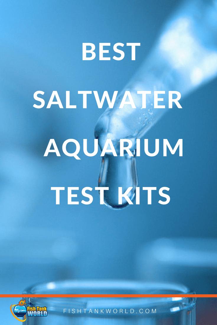Best Saltwater Aquarium Test KitReviews