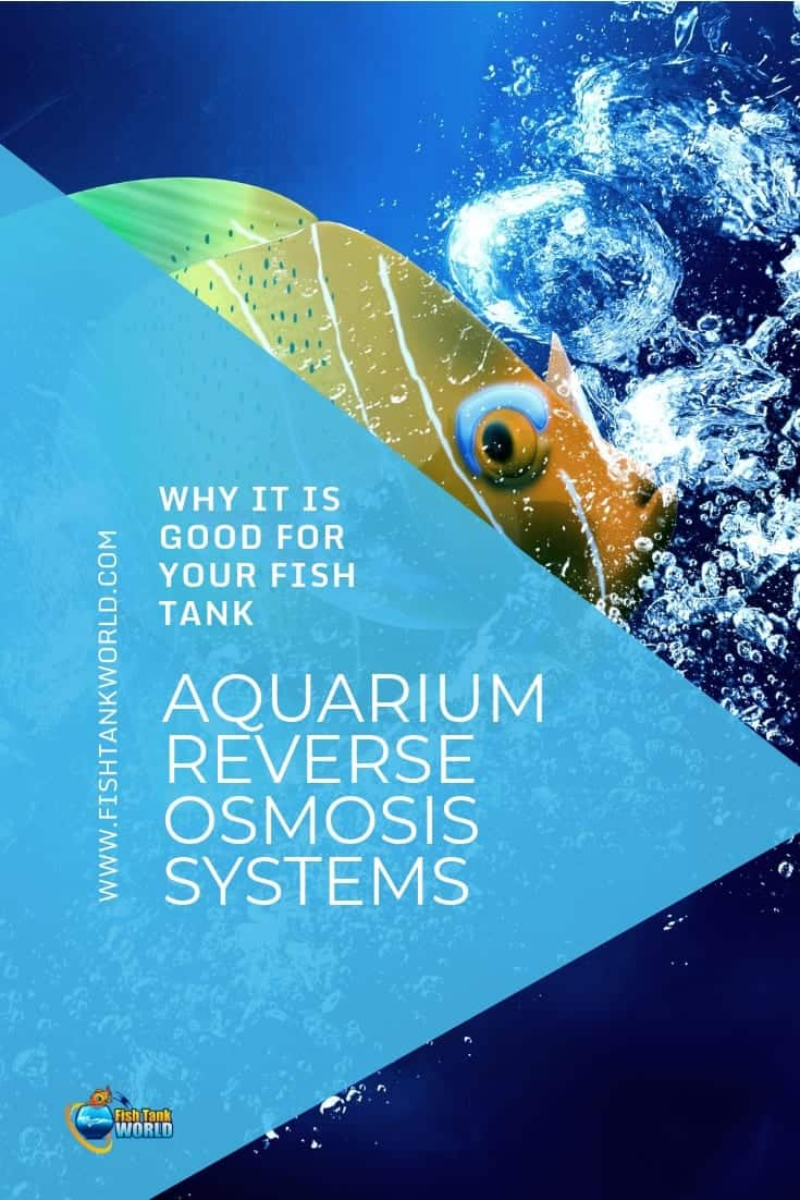 The ideal water purification system for freshwater, marine and reef aquariums is reverse osmosis. Reverse osmosis (RO) is a complete water purification system that removes all types of contaminants from your tap water supply. Find out how RO Systems work and why they are good choice for your aquarium water.